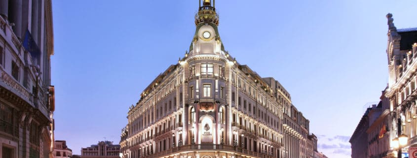 ,Four Seasons Hotel and Private Residences Madrid