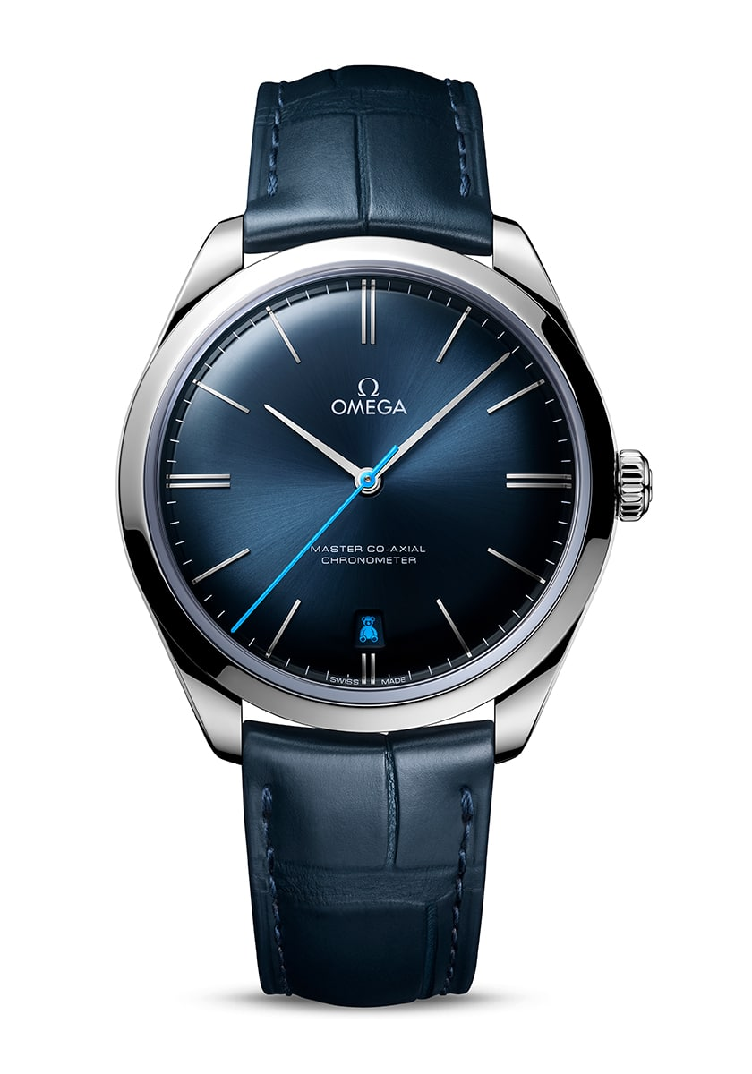 OMEGA launches two stunning new Trésor timepieces in support of Orbis