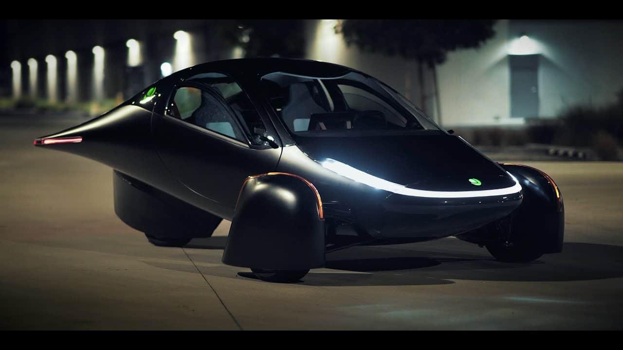Aptera Motors Corp. | Electric Vehicles