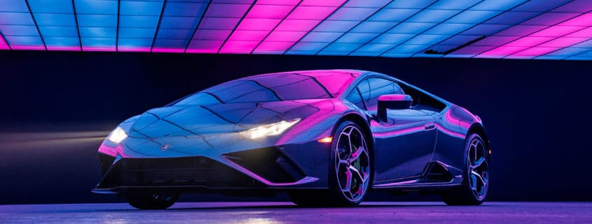 Automobili Lamborghini and Lady Gaga team up for charity sweepstake to support communities disproportionately impacted by the pandemic