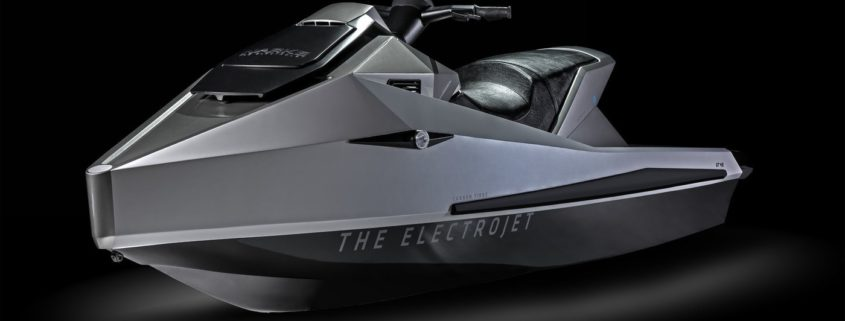 NARKE TheElectrojet - Driving the electric watersports revolution