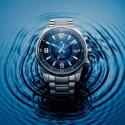 Introduction of Polaris Mariner - High-performance diving watches for the Jaeger-LeCoultre Polaris collection