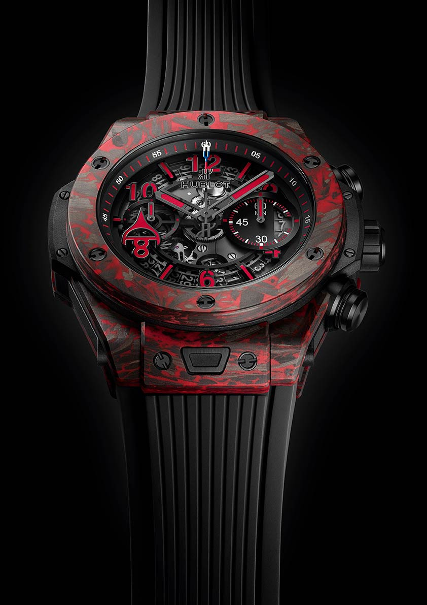HUBLOT AND THE GREAT EIGHT