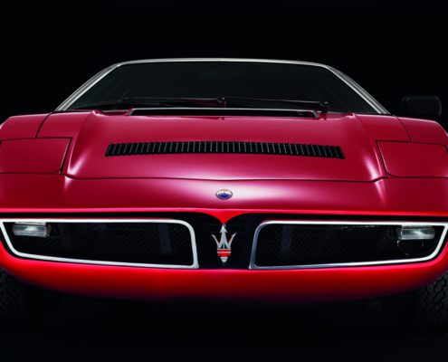 Maserati Bora turns 50