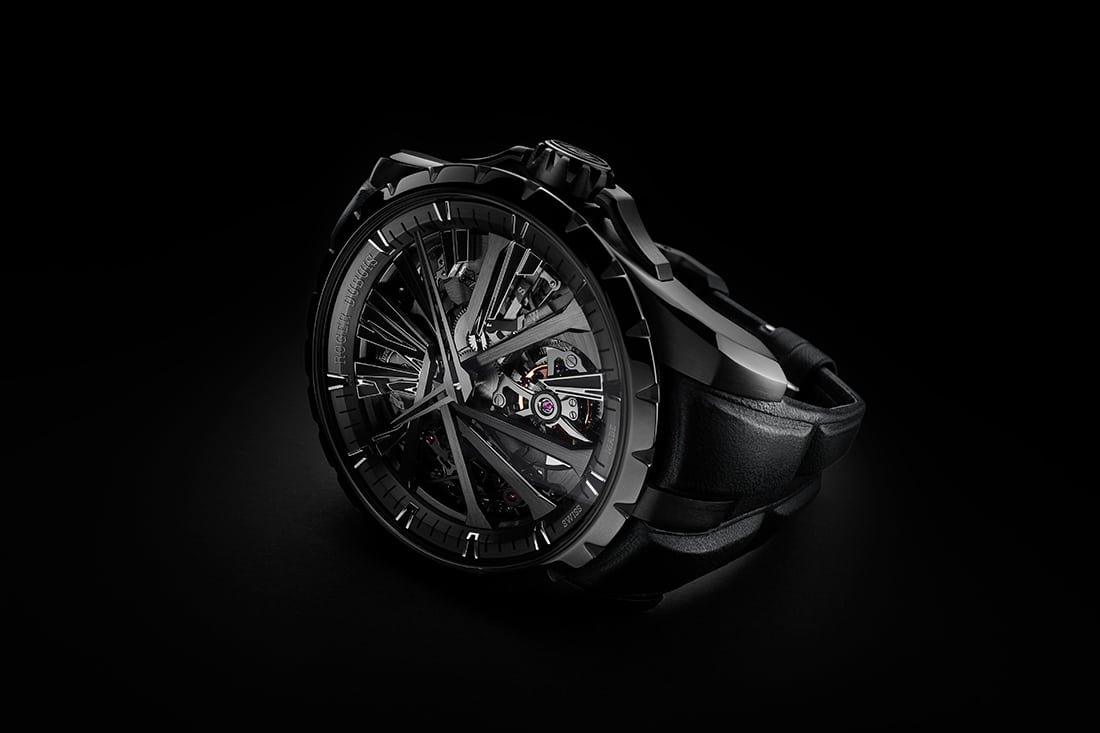 Excalibur Diabolus in Machina by Roger Dubuis
