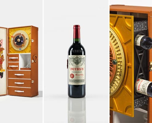 Christie's   Out of this world: the wine that went into orbit