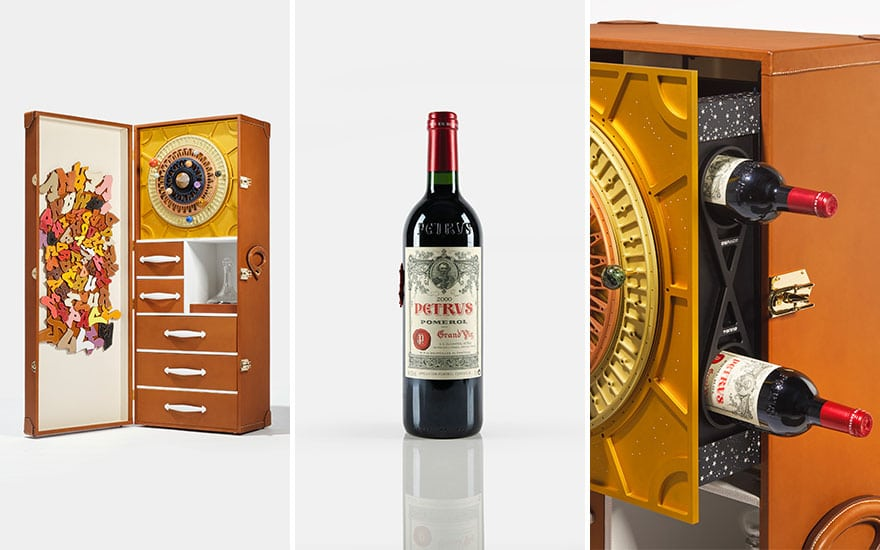 Christie's | Out of this world: the wine that went into orbit