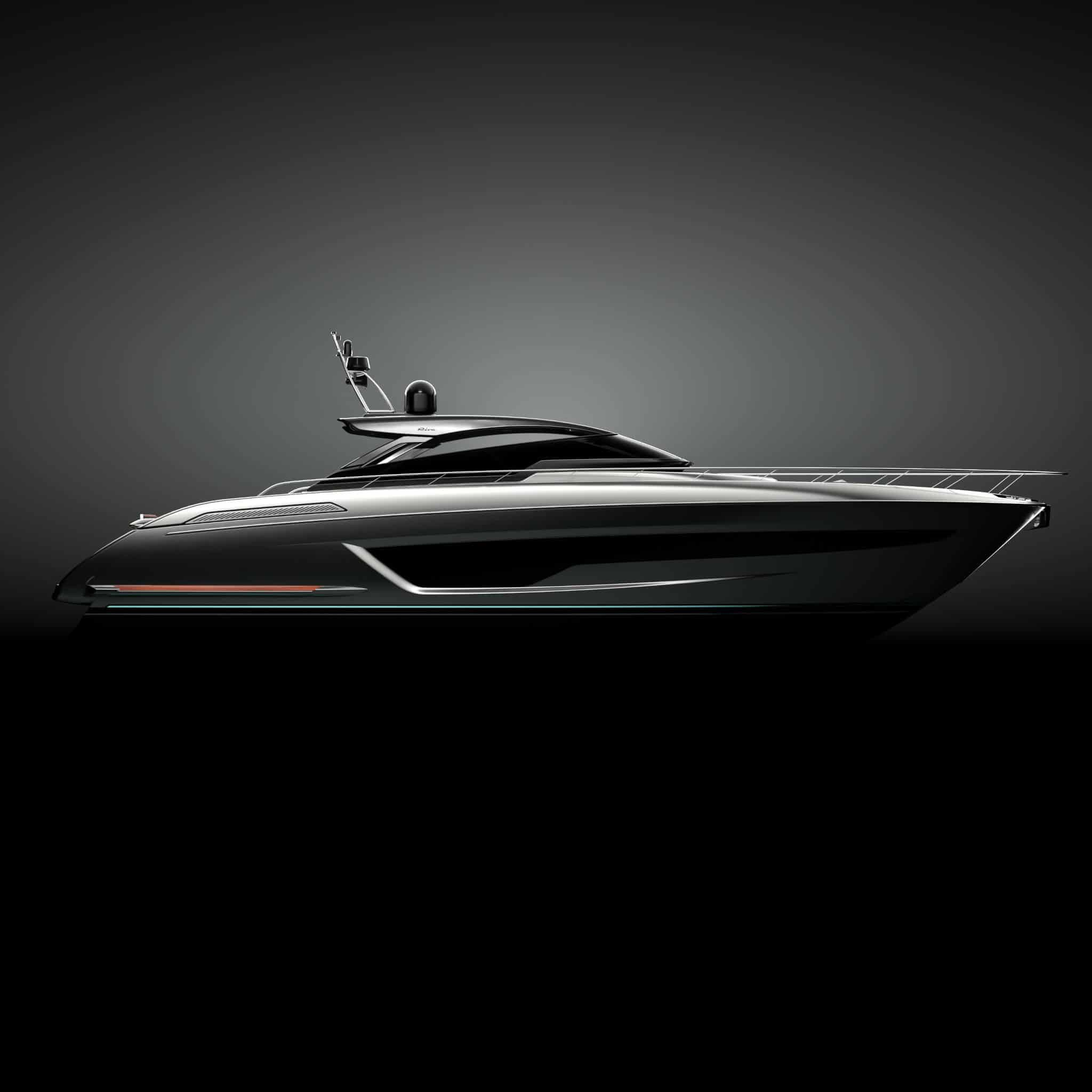 New yacht 68′ Diable: the new temptation from Riva