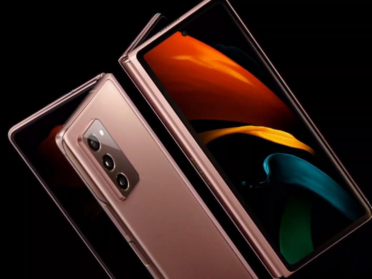 The Galaxy Z Fold2: Change the Shape of the Future
