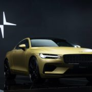 Polestar 1 Special Edition is a Truly Golden Halo Car