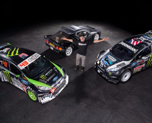 The Ken Block Collection - Del Maestro de Hooning...