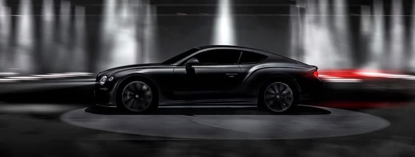 Designed, engineered, developed and handcrafted in Bentley's carbon neutral luxury automotive factory