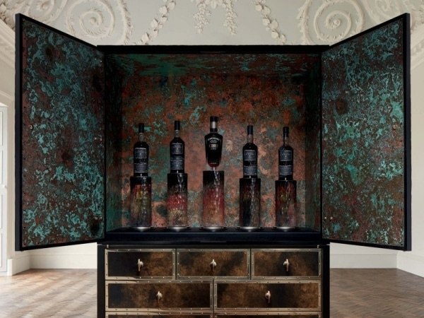 """Sotheby's rare Whisky & Moutai Live – Including The Black Bowmore """"The Archive Cabinet"""""""