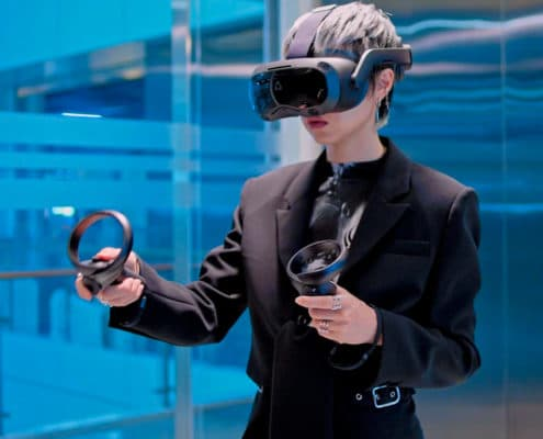 Powerful VR headsets, software, platform and services geared to enterprise all launched at VIVECON 2021