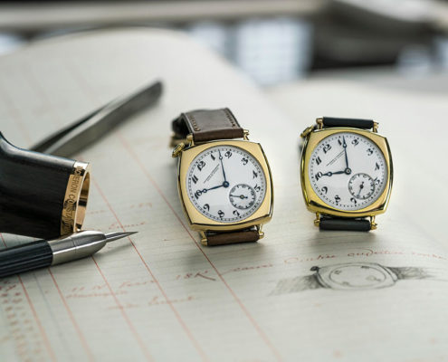 American 1921 Pièce unique: The iconic American 1921 watch faithfully recreated as if in 1921