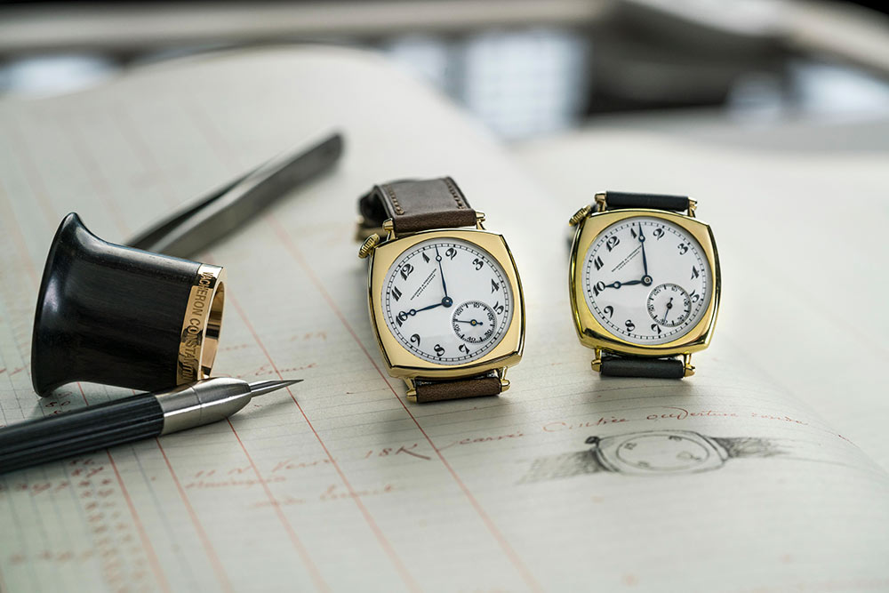 Vacheron Constantin | American 1921 Pièce unique: The iconic American 1921 watch faithfully recreated as if in 1921