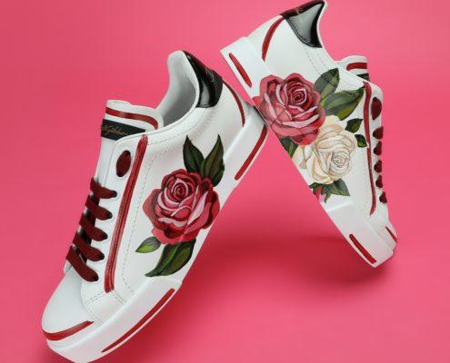 Zapatillas Portofino Edición Limitada - Dolce&Gabbana