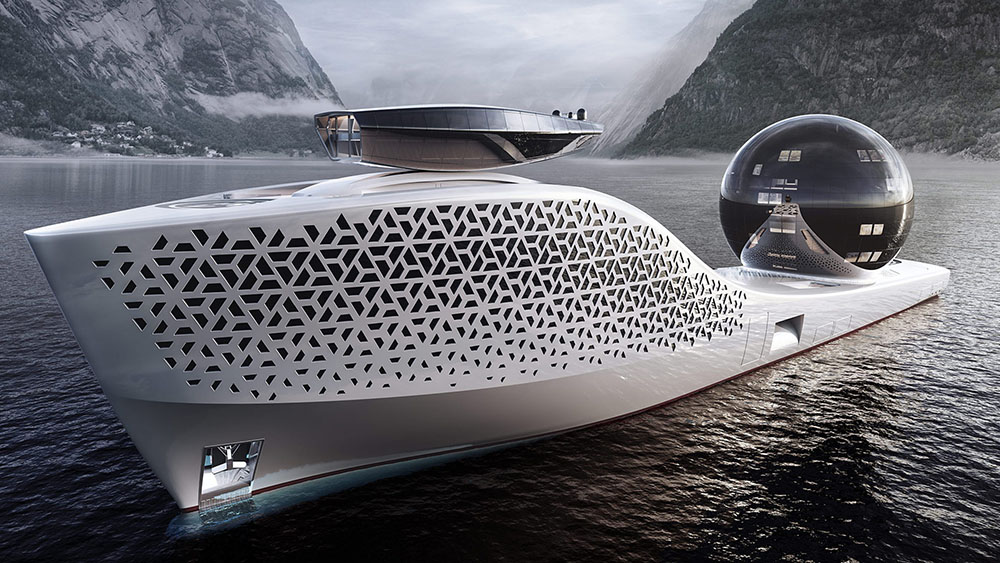 EARTH 300 RESEARCH SUPERYACHT