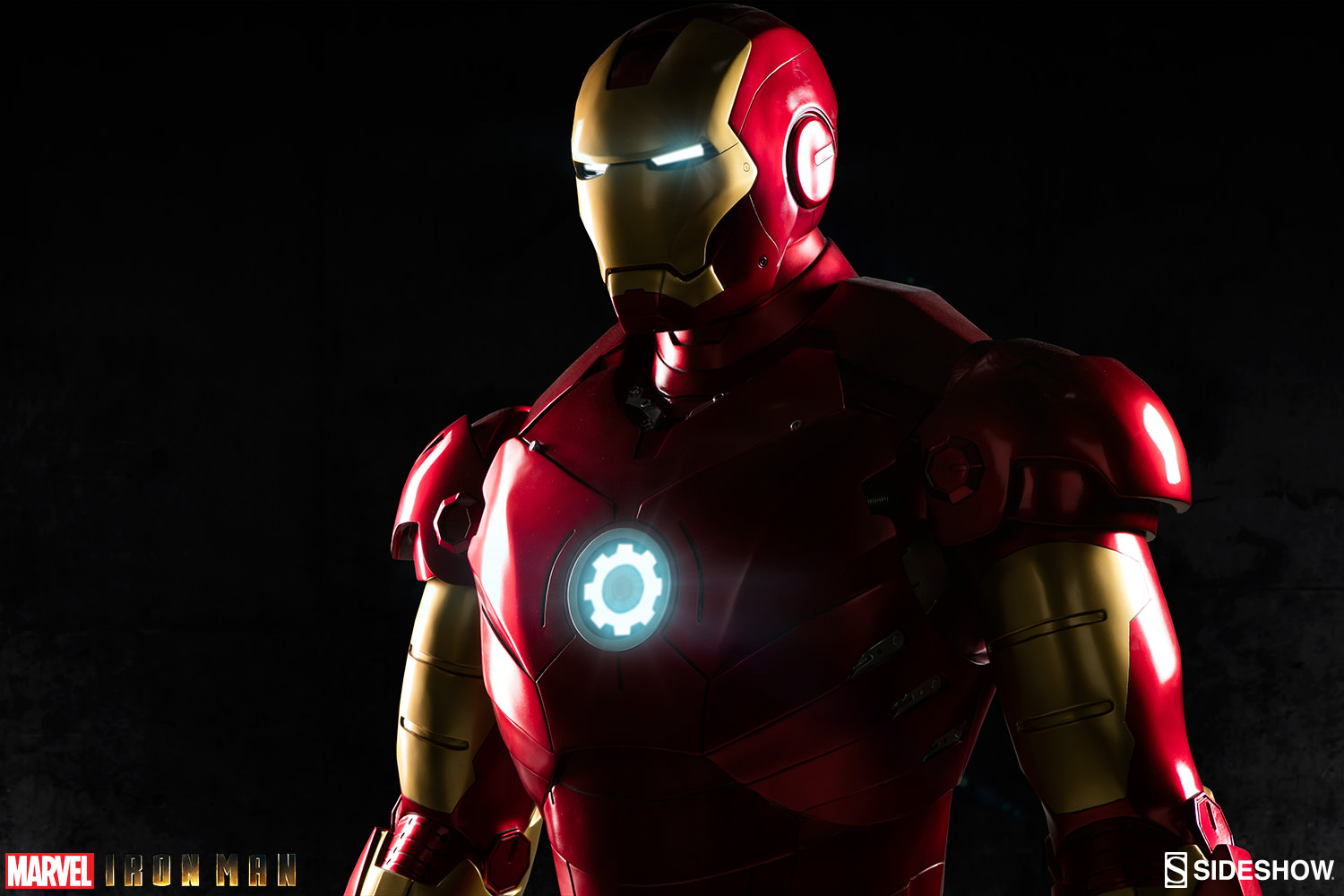 Iron Man Mark III LIMITED EDITION – Life-Size Figure by Sideshow Collectibles