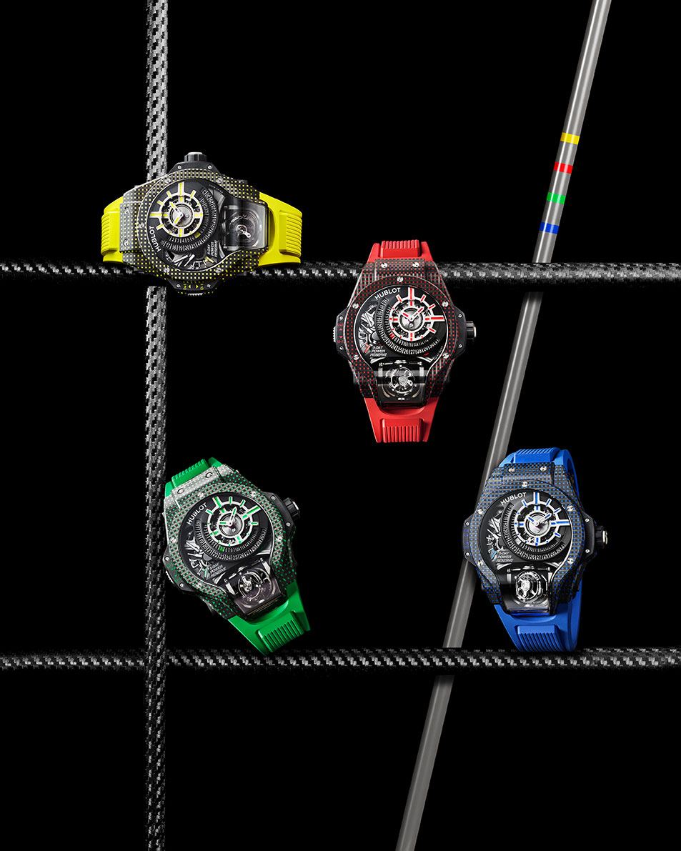 HUBLOT – MP-09: THE FAMILY IS GROWING