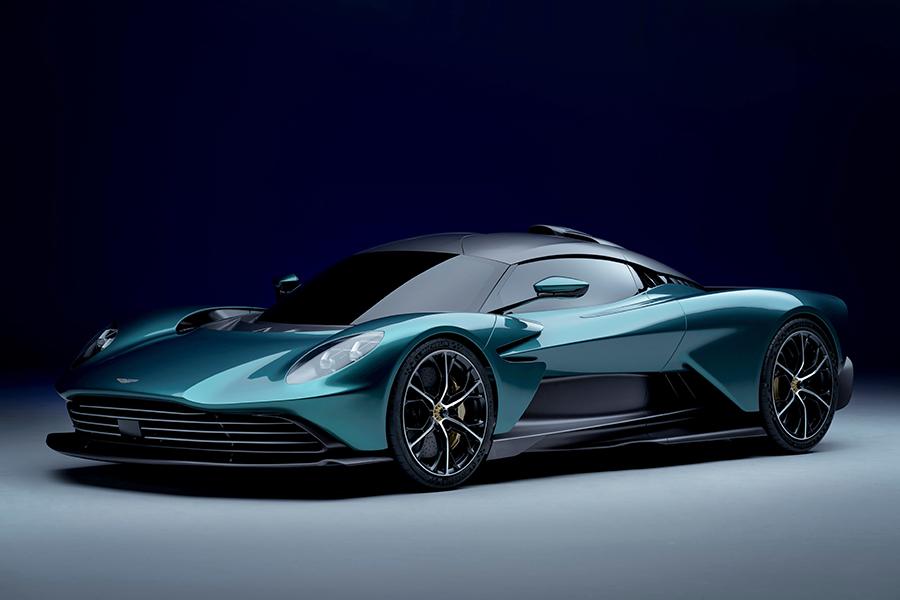 Aston Martin – VALHALLA: Sensational Hybrid-supercar defines the mastery of driving