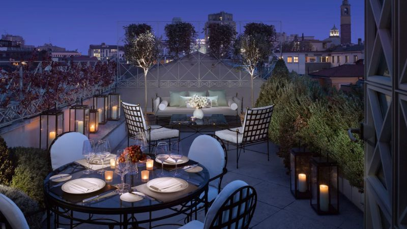 Four Seasons Hotel Milano Gets Revamped By Patricia Urquiola