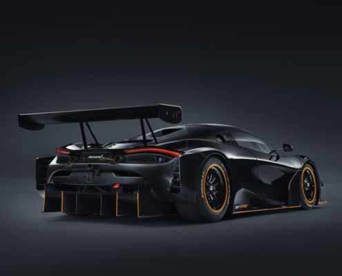 McLaren Customer Racing takes track performance to a new level with the 720S GT3X