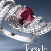 The new Torsade de Chaumet High Jewellery collection -THE ART OF MOVEMENT