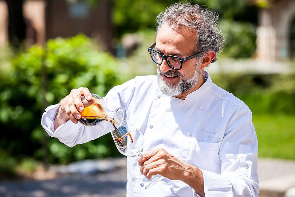 Embark on the Ultimate Italian Cooking Experience with Massimo Bottura