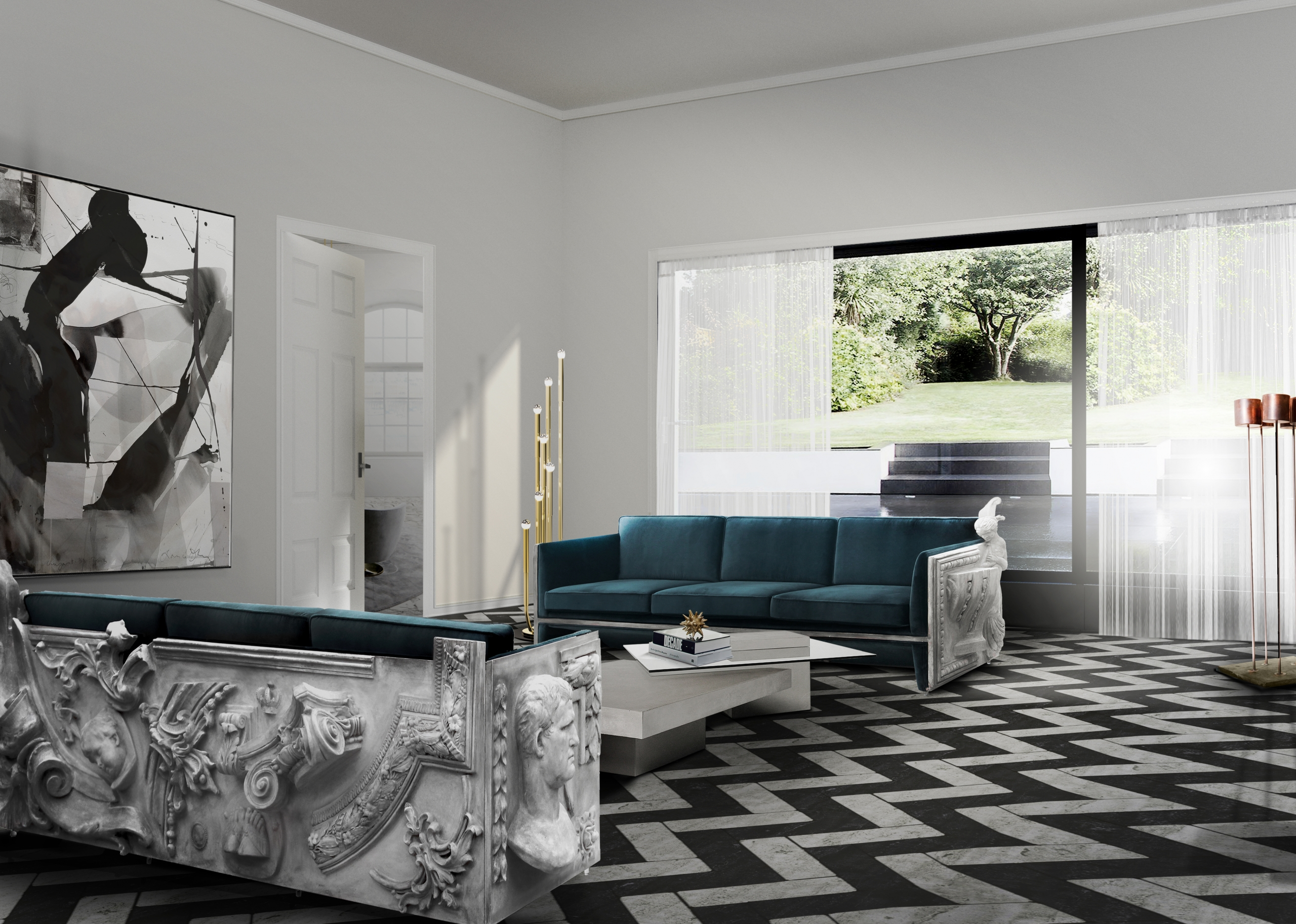 Modern Design Trends For A Contemporary Home 4 2 scaled