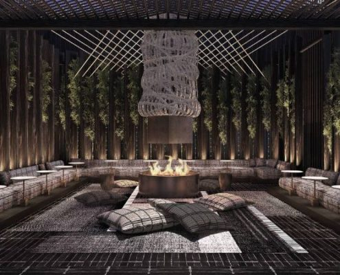 The Londoner: Yabu Pushelberg Brings The New Boutique Luxury design Hotel To Town