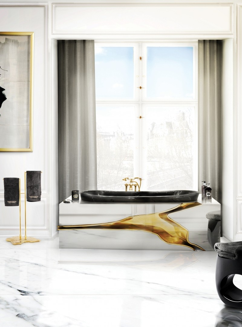 How to Get a Luxurious American Home? Bathroom Ideas